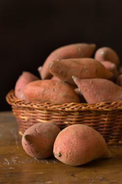 Sweet Potatoes - Excellent Low GI food choice
